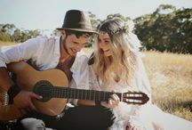Boho Shooting / Boho Style Wedding Hochzeit Love