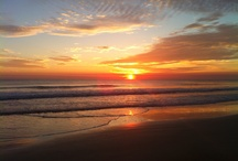 Flagler Surf Sunrise / My photos taken with an iPhone on Flagler Beach...please share but don't steal~