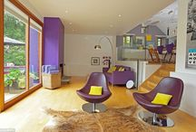Rooms and colour schemes