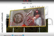 """Modi di Moda / Brand design e progettazione nuova veste grafica. Committente: MODIDIMODA """"PARRUCCHIERI"""" Genny D'Auria Design e realizzazione: Ruï-Rōma ( Luigi Romano) & Stamp'art"""