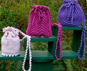 Craft: Crochet-Bags / I'm an ole bag...hehehe! / by Jeanette Schwarz