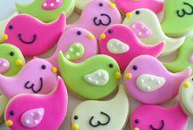 Sugar cookies / by Mary Anne Auiler Blanchard