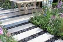 Creative Marble Design Garden