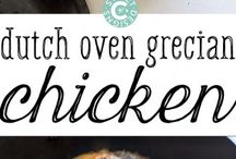 Gluten Free Dutch Oven Recipes