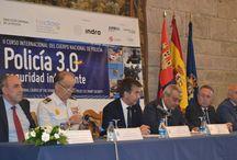 """El II curso Internacional """"Policía 3.0: Seguridad Inteligente"""""""
