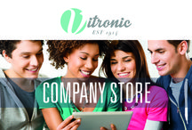 Company Store / Great promotional products for company stores.