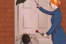 ليس شرطاً أن يكون الرزق مالاً ، فقد يرزقك الله بإمرأة تحمل عنك الكثير .