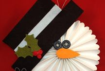 Winter crafts/Christmas supper