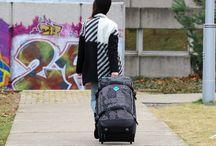 BODYPACK ♦ Voyage / En avion, en train, en bateau : quelle que soit ta façon de voyager Bodypack a une solution pour toi.
