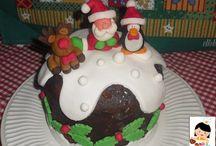 cake design natale