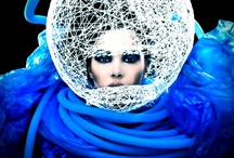 Just Blue... / Inspiration / moodboards / fashion / haircuts / styling / makeup / more..