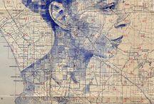 Surrealism Gcse Art Portraits Map
