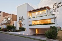 High Ceiling Effect for Attractive Mexican Home Design