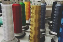 Inside Embroidery Printing / Want an insight into the Banana Moon Personalised Clothing world of Embroidery? Take a look !