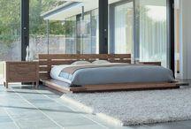 Bed/Nightstands