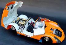Scale Model :: Porsche 910