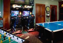 Arcade Game Rooms