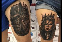 Tatuajes Φ GREGO Φ