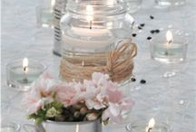 Wedding Decoration Ideas / How to decorate your Big Day table...!!!! Just the best ideas!!!