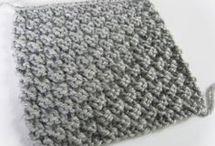 points divers de tricots