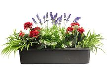 Artificial flower displays
