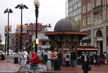 Harvard Square / Our Neighborhood - Harvard Square, Cambridge, MA