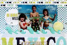 Scrapbook-Beach/pool