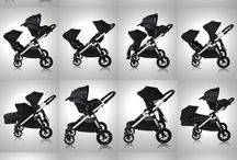 Strollers & Accessories / Make your babies first pair of wheels a set that they will love and you will love just as much.