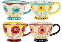 (Teacups and Mugs ☕️) / by Aubrie Shuler