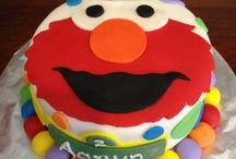 Elmo birthday ideas / Birthday ideas