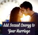 increase the sexual energy