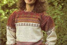 Korsnäs knit/crochet