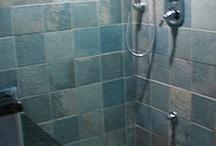 Bathroom - steam shower / by Jennifer Rosenbaum