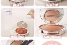 Makeup / Cool makeup stuff