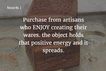 101 Reasons to Buy Handmade / 0