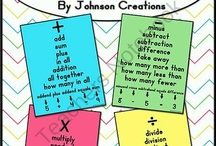 Math me! / by Marsha Helmuth