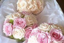 Pastell-Hochzeit