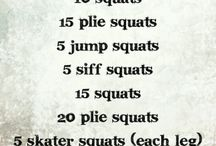 Fitness / Ideas for class