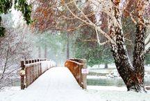 Winter in Bend