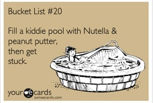 My Bucket List / 100 Things I Will Do Before I Die / by Jessica Hough