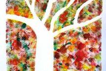 namet na strom jesen