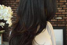 Cortes de cabello en capas
