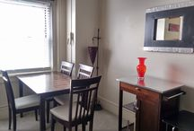 THIS WEEK'S FEATURED SUMMER RENTAL / Furnished condo in the Historical Ritz. Ocean and City views! All utilities are included in this  1BD / 1BA 7th FL unit. $3,000/month - www.ACBoardwalkRealty.com