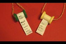Christmas DIY Crafts / Homemade Crafts for the Christmas Season DIY Crafts