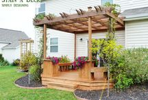 Landscaping / by Kendall Valley