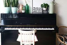 pianohoek