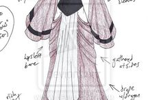 - costume for the show -