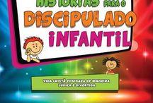 Livros para o Ministério Infantil