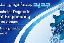 جامعة فهد بن سلطان - تخصصات