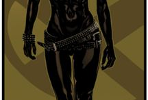 character design - female western